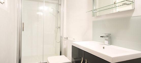 Rénovation de petite salle de bain
